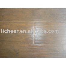 synthetic laminate flooring/ registered hand scraped surface