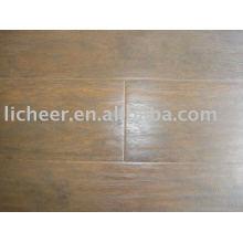 Синтетический ламинированный пол / зарегистрированная рука соскабливаемая поверхность