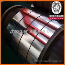 Bande en acier inoxydable 316L avec de bonne qualité (tôle d'acier inoxydable 316L 2 b finition)