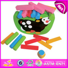 2014 Wooden Balance Intelligence DIY Baby Toy Game W11f033