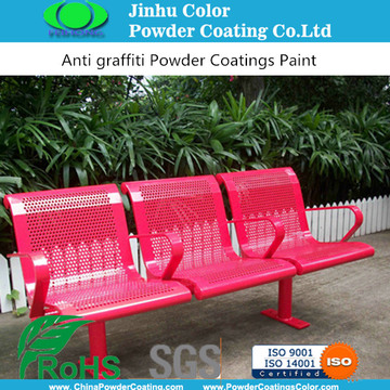Anti graffiti Powder Coatings Paint