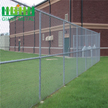 Siklon Wire Ukuran Dark Green Chain Link Fencing