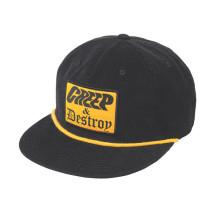 Плоский Brim Обычная Snapback Шляпы Оптовая