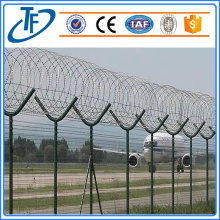 Steel concertina razor wire