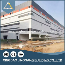 Sandwich Panel Prefabricated Factory Building