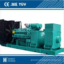 800kW-2400kW Middle Voltage 6.6kV Generator