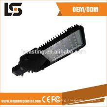 Mini luz de rua LED 12w, lâmpada de rua solar do projeto do OEM, estacionamento da luz do parque do jardim