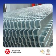 grille galvanisée à chaud en fonte ductile