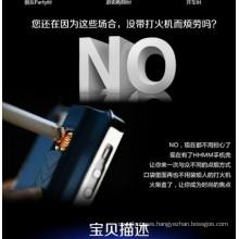 para iPhone 4 carcasa de encendedor de metal
