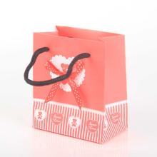 Schöne Phantasie Hochzeit Papier Geschenktüte mit Griff Hochzeitsfestbevorzugung Geschenk Taschen Hochzeit Geschenk Gags