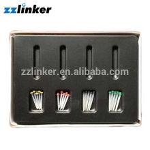 China machte 20pcs / box Dental Fiber Post mit Bohrer