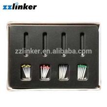 China Made 20pcs/box Dental Fiber Post with Drill