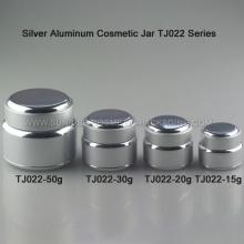 Серебряный алюминиевый крем Jar