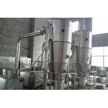 2017 LDP series Fluid bed coater, SS fluidized spray dryer, flow material spray drying granulation