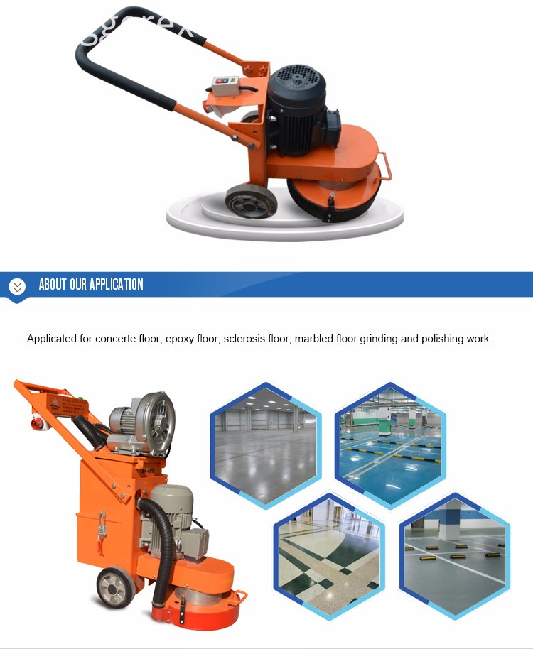 Marble floor polishing machine price