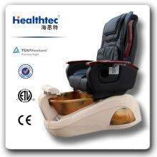 Chaises pliantes en gros durables de luxe d'usine avec le massage de pied (B203-1801)