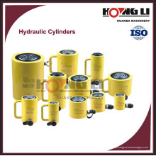 cilindro hidráulico do curso longo / curto de actuação dobro profissional, CE