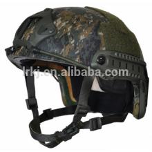 Novo produto 2017 padrão dos EUA kevlar bala à prova de nível 3a capacete balístico