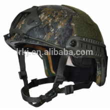 Новый продукт 2017 США Стандартный кевлар пуленепробиваемый баллистических шлем уровне 3А