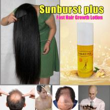 Lotion pour la croissance des cheveux Sunburst Plus, produits pour la croissance rapide des cheveux, liquide nourrissant pour la réparation des cheveux original pour la perte de cheveux 100 ml