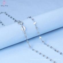 925 Sterling Silber Halskette Kette Schmuck für Herren