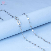 925 Sterling Silver Necklace Chain Jewelry For Mens
