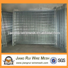 hot dipped galvanized easy fence