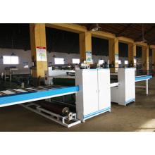 Doppelte Seite MDF Panel PU Papier Laminiermaschine für Panel Möbel