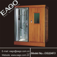 Far Infrared Sauna Room with Steam Shower Room (Two In One)