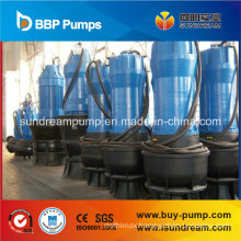 Axial Flow Submersible Pump