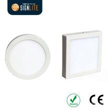 Oberfläche angebrachtes 30 * 30cm / 0.3 * 0.3m Quadrat / runde 24W LED hinunter Licht / LED-Instrumententafel-Leuchte