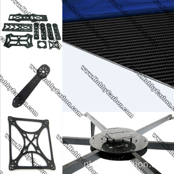 X-frames DIY Cutting Carbon Glass Sheets