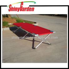 Aluminun Outdoor Portable Military Folding Camping Bed