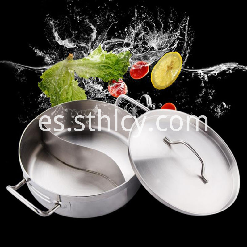 Thickened Hot Pot Kitchenware