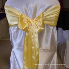 "Satin Chair Sash for Banquet Decoration 6""X108"""