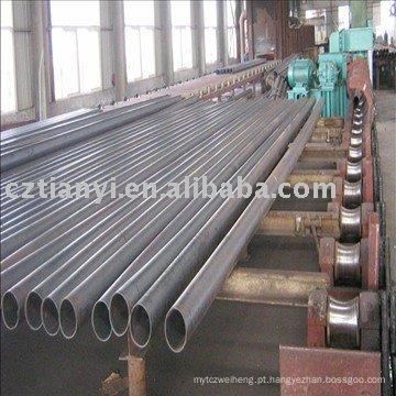 Tubo de aço soldado (Uso para petróleo e gás)