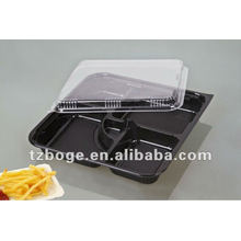 Disposable lunch boxes mould