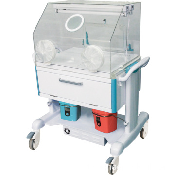 Hospital Steel Safety Medication Dispensing Trolley