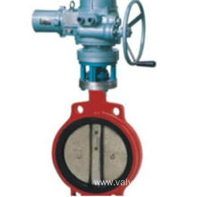 Solf seal butterfly valve
