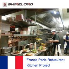 France Paris Restaurant Project By Shinelong