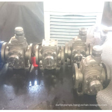Stainless Steel Head of Ycb Gear Pump