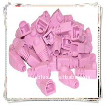 RJ45 Pink Strain Relief Boots for RJ45 cable