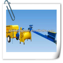 20-25m3 / h 06E25 Modell Zement Schaum Mischer
