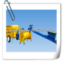 Модельный смеситель для цементной смеси 20-25 м3 / ч 06E25