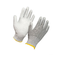 Non-Disposable PU Top Coated Safety Gloves