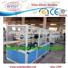 Fabricación de material reciclado de PVC tubería de suministro de maquinaria