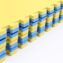 Martial Arts Flooring - Sea Blue Pattern Taekwondo mats