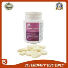 Tierarzneimittel von Levamisole + Niclosamid Bolus