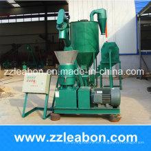 Línea de fabricación de pellets de alimentación de animales de granja de calidad superior con CE
