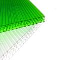 Regular tube high impact strength honeycomb sheet plastic board roof garden greenhouse materials/greenhouses winter
